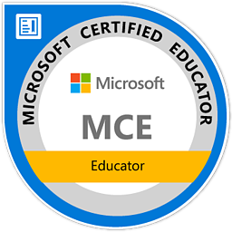 MCE Badge